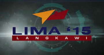 LIMA (Langkawi International Maritime and Aerospace) Expo 15