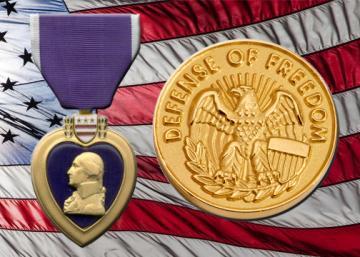 Fort Hood Medal ceremony