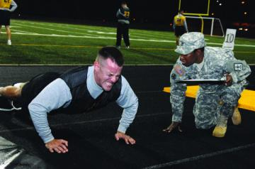 Army Fort Lee Best Warrior Competition 2012