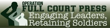 US Army Reserve: Full Court Press