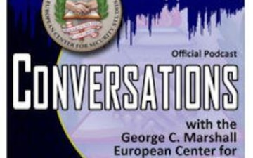 Marshall Center Conversations Podcast: Interview with Mead Treadwell, former Alaska Lt. Governor