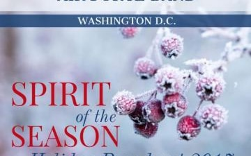 Spirit of the Season Holiday Radio Broadcast 2017