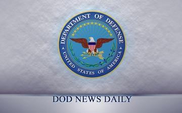 DoD News Daily - November 13, 2018