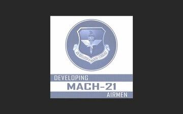 Developing Mach-21 Airmen - Epi 13 – Lt. Gen. Steve Kwast, commander of AETC