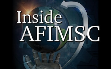Inside AFIMSC - Episode 12: Speaking with TSgt Juan Hernandez