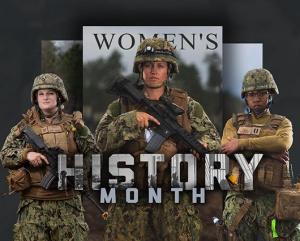 Ears Adrift- Seabees Women's History Month