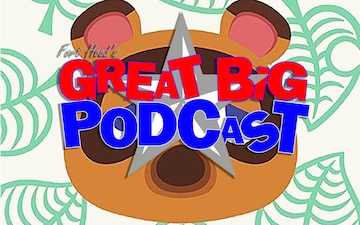 Fort Hood's Great Big Podcast -Inside a Military Quarantine Facility & Game Music LIVE May 14, 2020