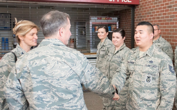 102nd Intelligence Wing News Update for June 1, 2020 - Adopting the Family Business