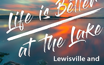 Life is Better at the Lake - Ep 1 - Lewisville and Ray Roberts