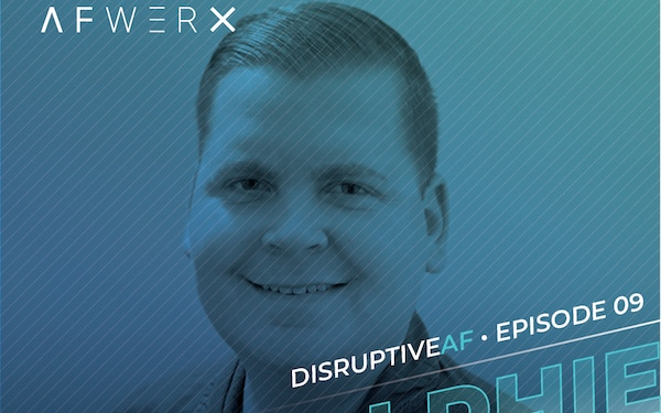 The DisruptiveAF Podcast - 9) Ralphie Short: How customer discovery sets the foundation for successful projects
