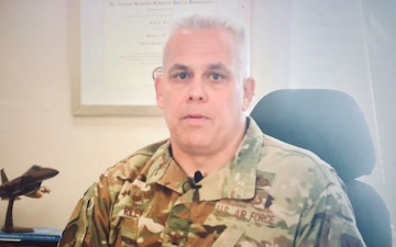 102nd Intelligence Wing Command Message for August 2020 - Col. Sean Riley