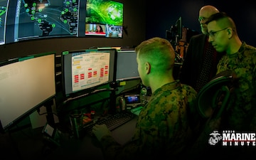 Marine Minute: Counter Intel Career Opportunities