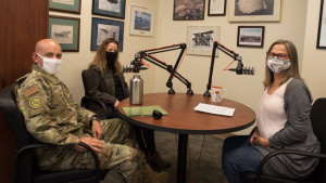 102nd Intelligence Wing Wellness Podcast for Aug. 27, 2020 – Dispelling the myths of career impact when seeking mental health help