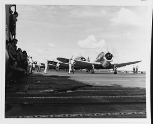 All Things Naval Aviation: Aircraft Carrier Pivotal Role During World War II