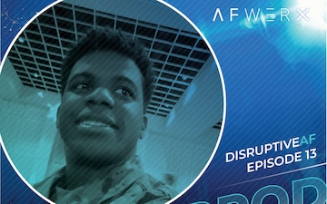 The DisruptiveAF Podcast - 13) Cherrod Overbey: Leveraging technology to resolve pain points