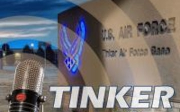 Tinker Talks - 552 Command Chief Shares Personal Experience to Raise Awareness to Violence Prevention