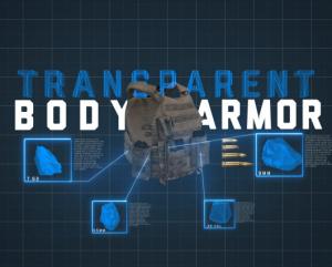 Ears Adrift - Transparent Body Armor