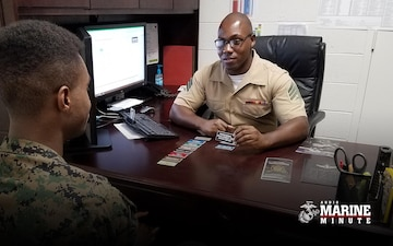 Marine Minute: Voluntary Early Release Program