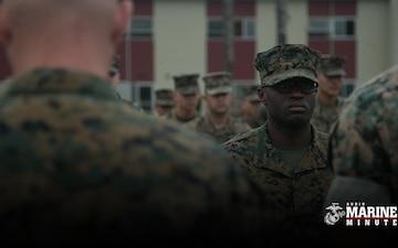 Marine Minute: Junior Enlisted Performance Evaluation System