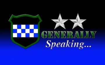 """99th RD Podcast """"Generally Speaking..."""" Episode 2"""