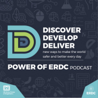 Power of ERDC podcast Ep. #2: Installations of the Future