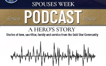 APG Gold Star Spouses Week Podcast
