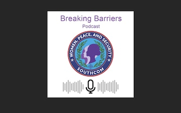 Breaking Barriers Podcast - Episode 3