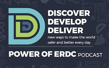 Power of ERDC podcast Ep. #8: Modeling and Simulation for Unmanned Ground Vehicles