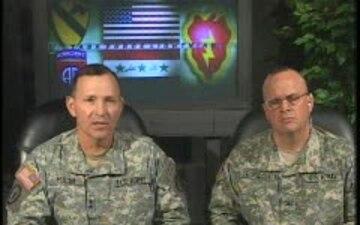 Maj. Gen. Mixon & Col. Trogdon Part 2