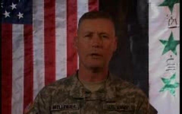 Command Sgt. Maj. Mellinger - BBC 24