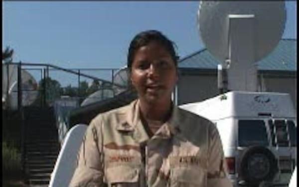 Petty Officer Renfroe