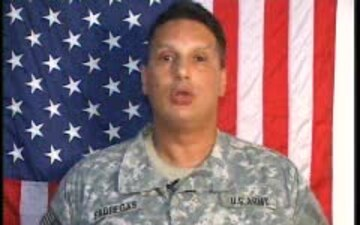 Sgt. 1st Class Fabregas