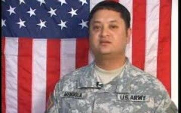 Sgt. 1st Class Mendiola