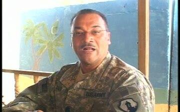 Command Sgt. Maj. Felix