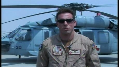 Desert Vision: Navy Air Ambulance