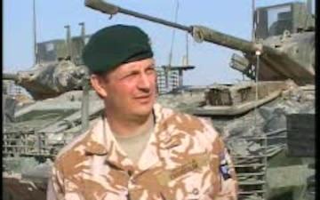 Lt. Col. Chamberlain - Commander