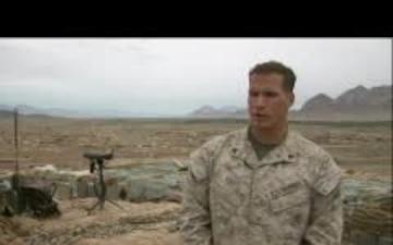 U.S. Marine Cpl. Vogel