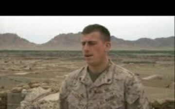 U.S. Marine Cpl. Conte
