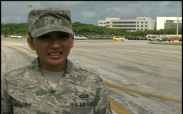 Air Force News: Brig. Gen. Williams Change of Command Package