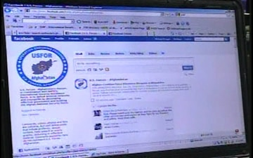 USFOR-A Social Networking - Long Version