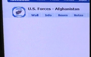 USFOR-A Social Networking - Short Version