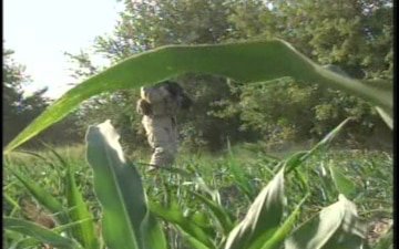 Marines Conduct Survey for New Road, Part 1