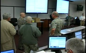 26th NGB Chief Visits Vigilant Guard 2009