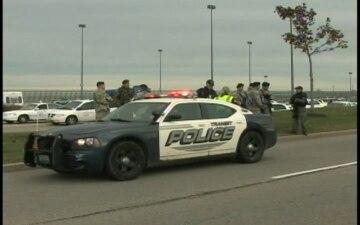 Buffalo Niagara International Airport Vigilant Guard Security Forces