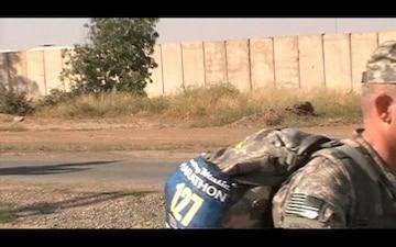 278th ACR Runs the Country Music Marathon in Iraq