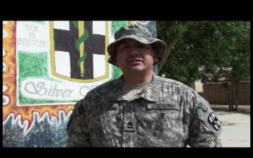 Sgt. 1st Class Garcia