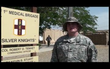 Staff Sgt. White