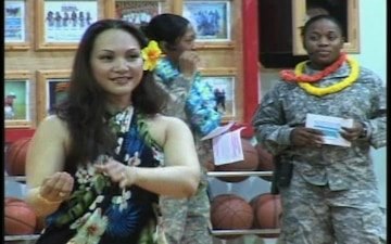 Troops Celebrate National Asian Pacific American Heritage Month