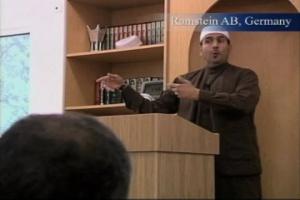 Air Force Report: Muslim Chaplain