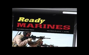 Ready Marines Magazine